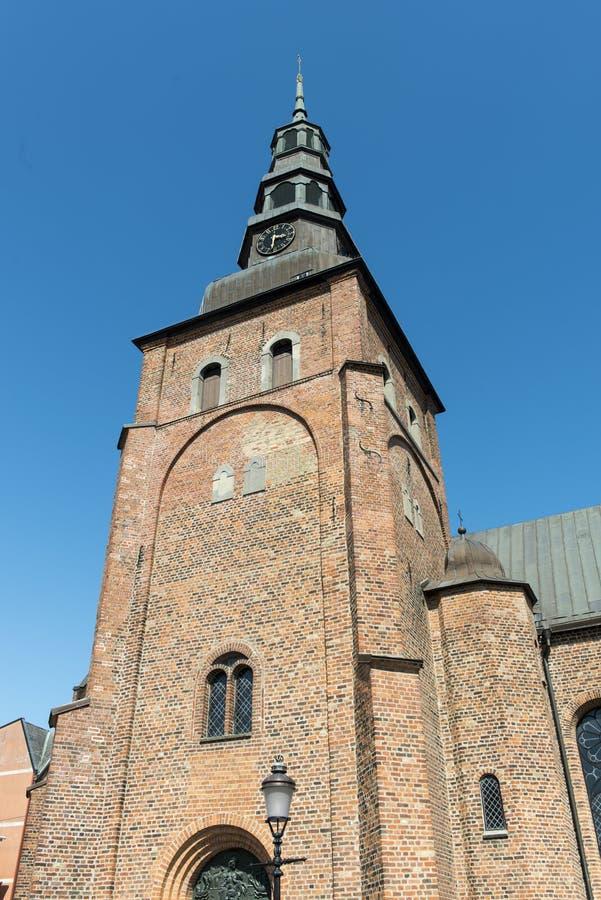 Sankta Maria kyrka fotografering för bildbyråer