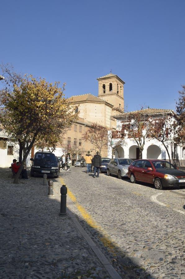 Sanktt Christopher kyrka royaltyfri fotografi