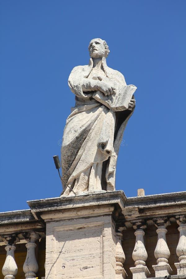Sanktt Ignatius Loyola royaltyfri bild