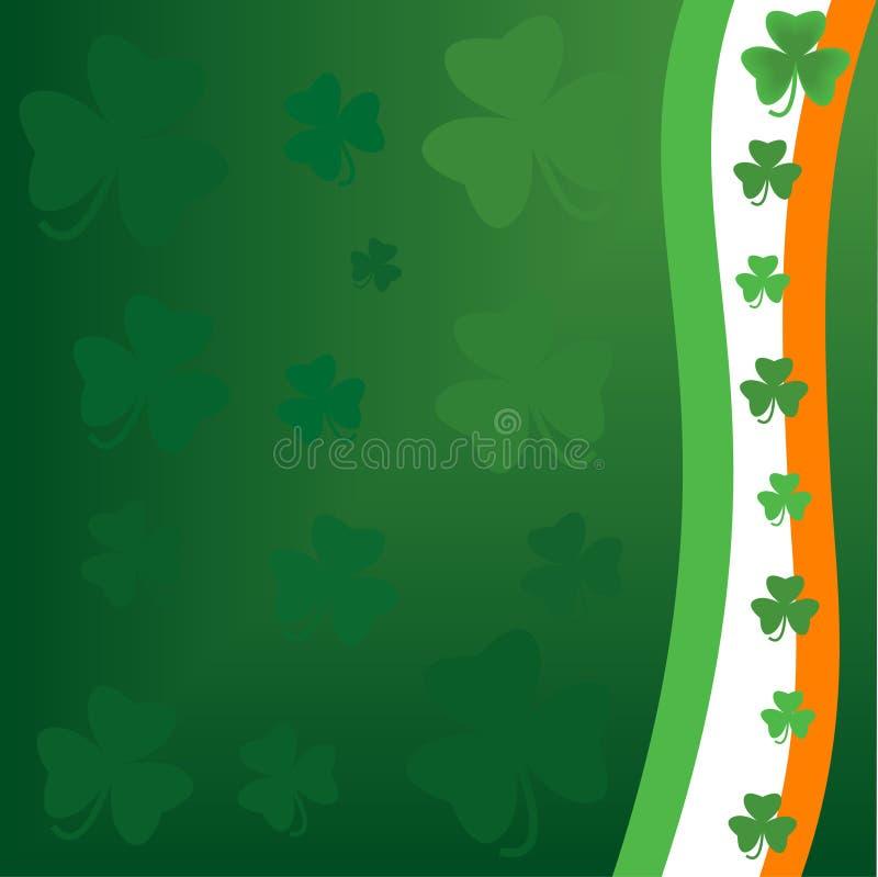 Sanktt Patricks dagbakgrund royaltyfria foton