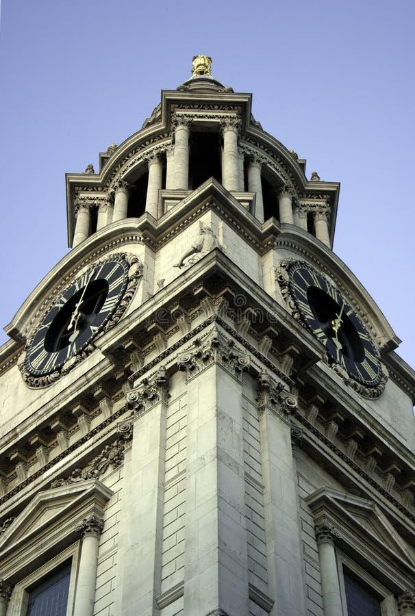 Download Sanktt Pauls Domkyrka, London, England Fotografering för Bildbyråer - Bild av kyrka, kristen: 27286833