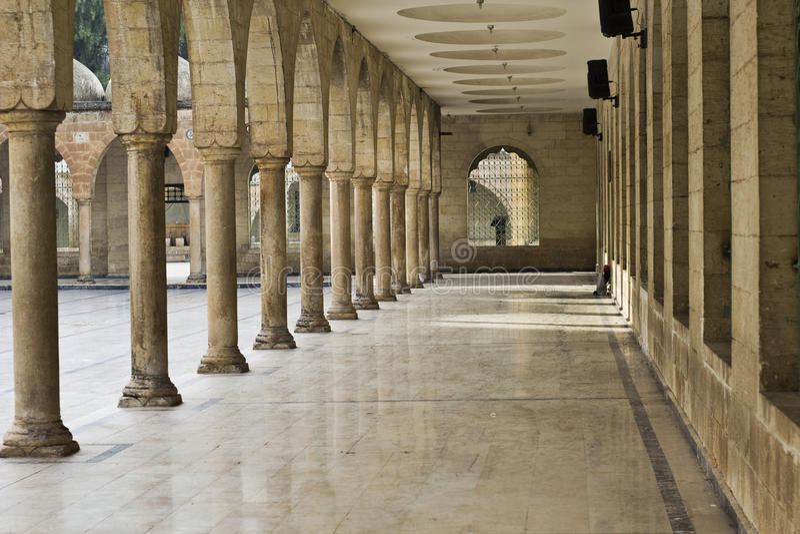 Sanliurfa, moschea fotografia stock libera da diritti