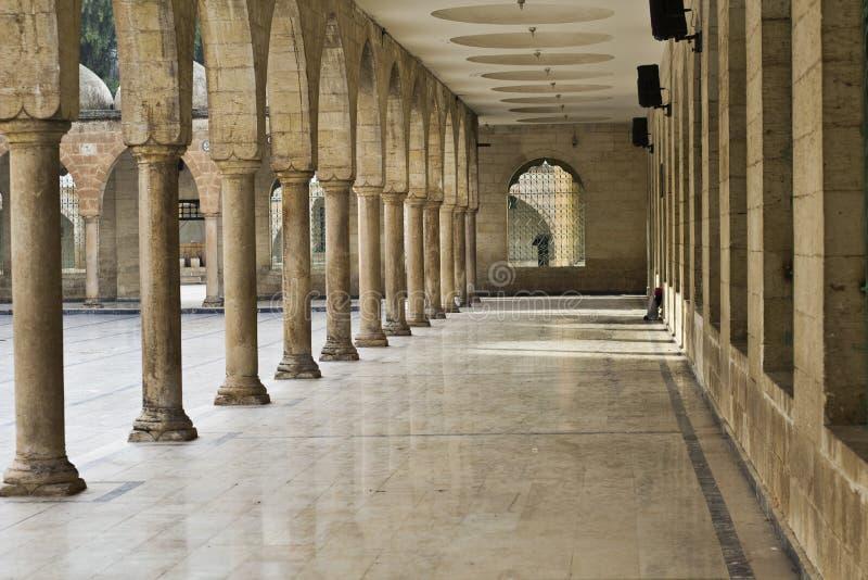 Sanliurfa, Moskee royalty-vrije stock foto