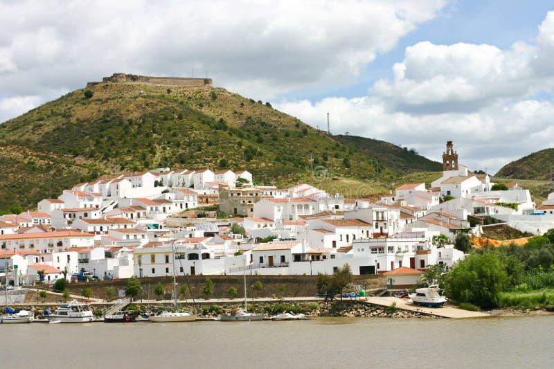 Sanlucar de guadiana, Spain royalty free stock images
