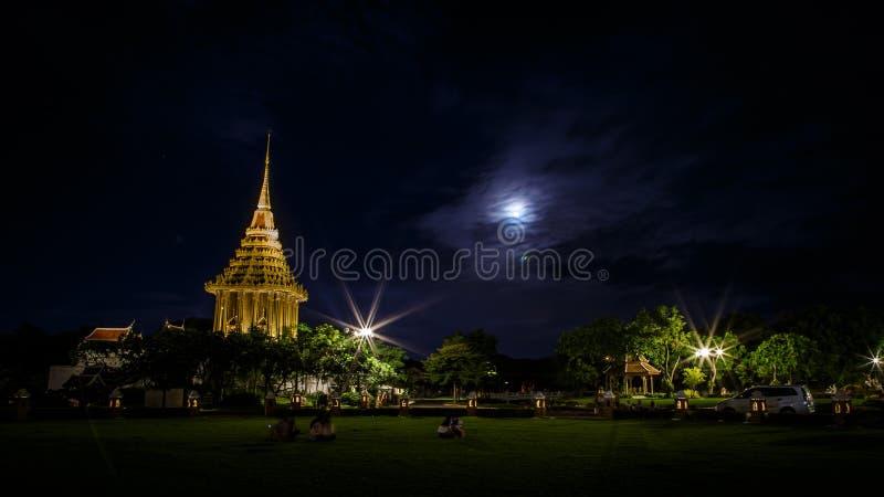 Sanphet Prasat Palace, Ancient City, Bangkok, Thailand royalty free stock images