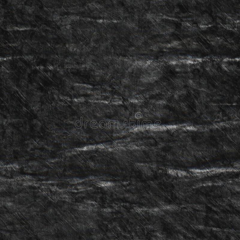 Sans couture de papier noir pour le fond photographie stock