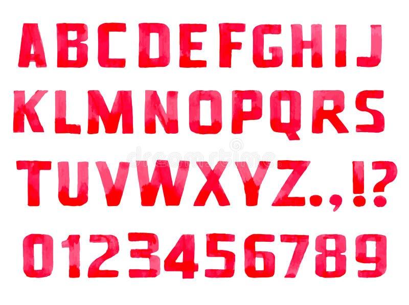 Sans Serif ilustração do vetor