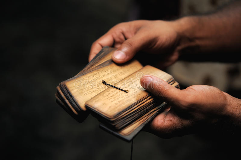 Sanskrit foto de stock
