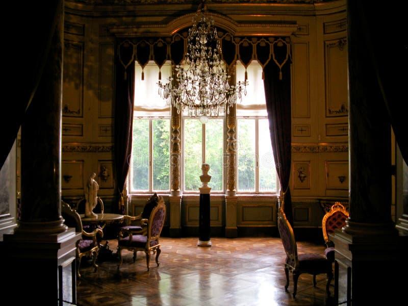 Sanssouci królowej sala zdjęcia royalty free