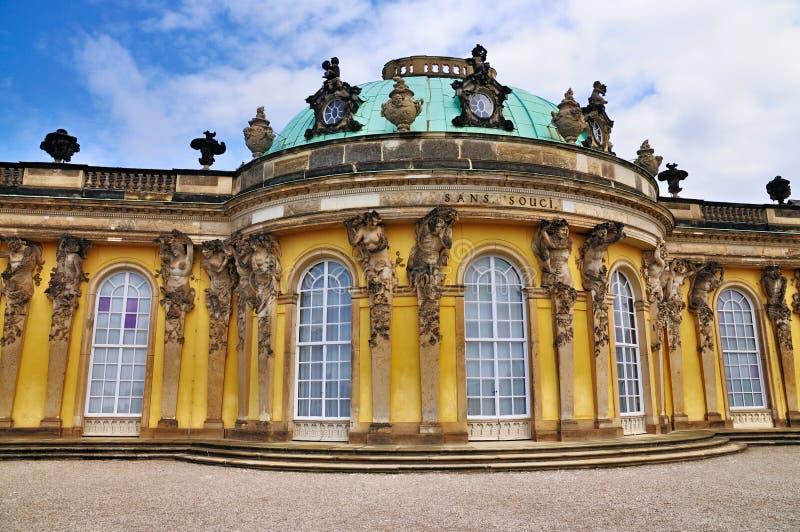 Sanssouci, Potsdam stock fotografie