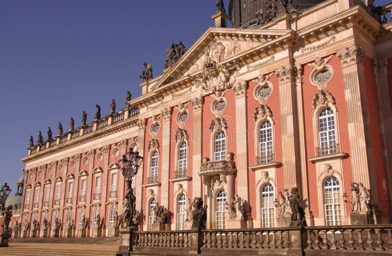 Sanssouci Potsdam obraz royalty free