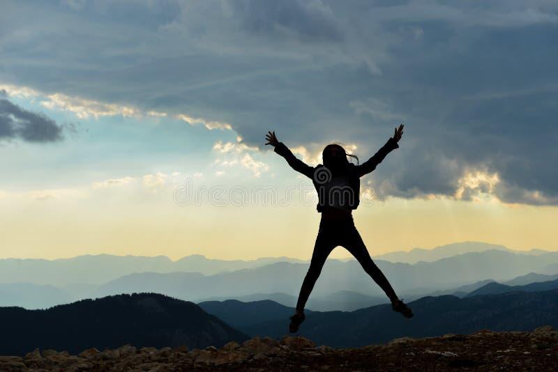 Santé, bonheur, vitalité et dynamisme image stock