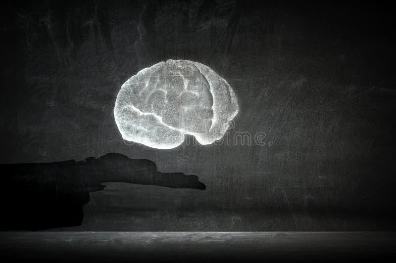 Santé mentale et capacité Media mélangé photos libres de droits