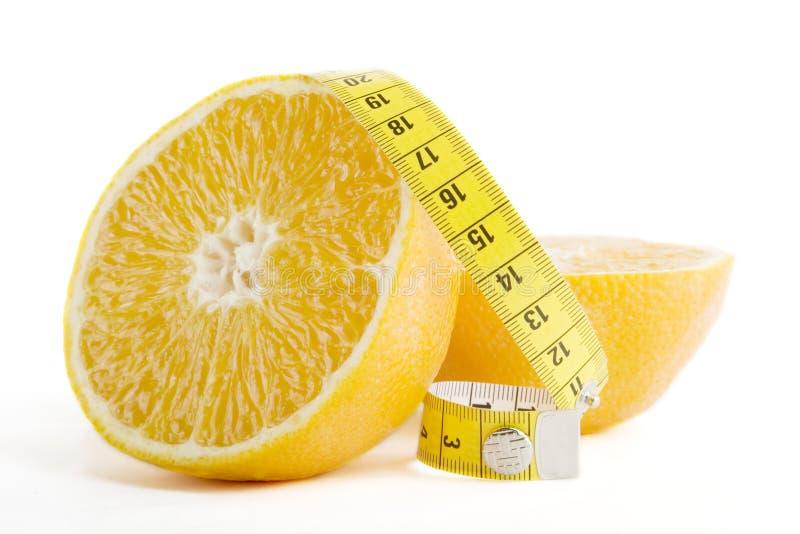 Santé orange photos libres de droits