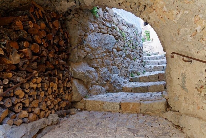 """Sant """"Antonino - каменный городок 03 стоковые изображения"""