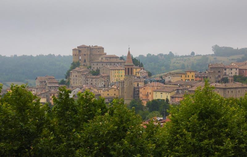 Sant'Agata Feltria стоковое фото