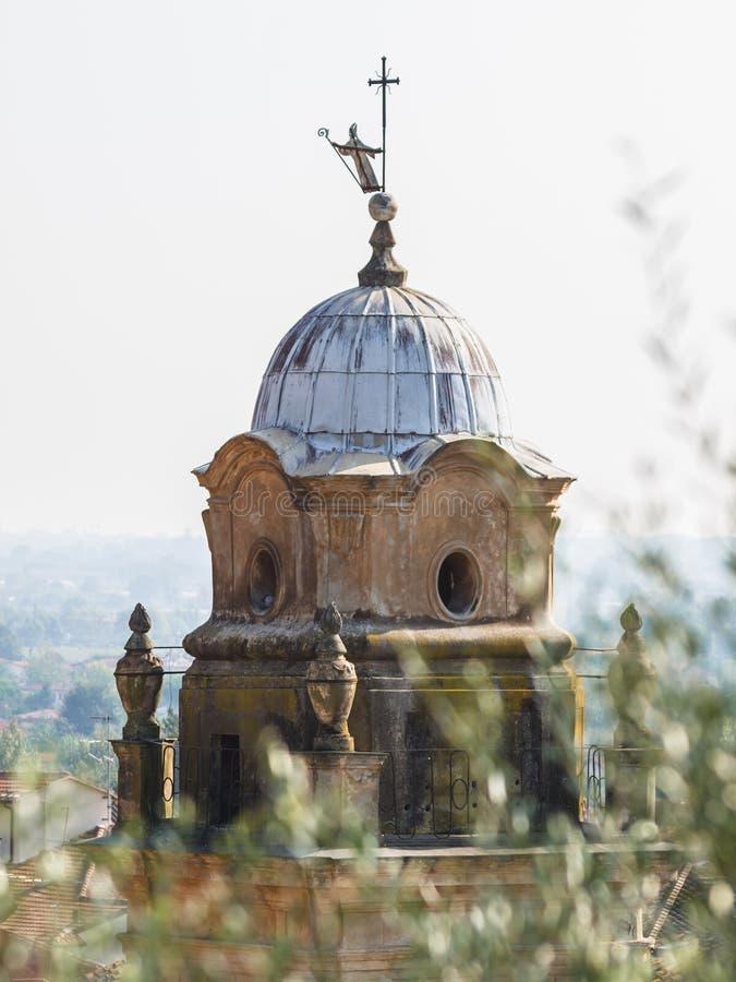 Sant Agustín - Pietrasanta imagenes de archivo