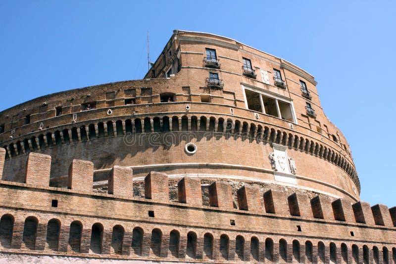 Sant Angelo Castle Rome Italy photographie stock libre de droits