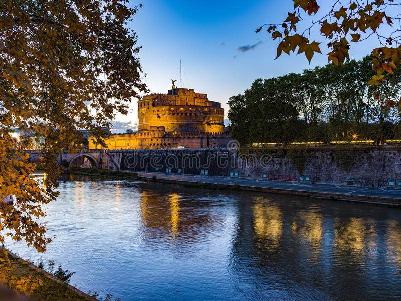 sant Angelo Roma photo stock