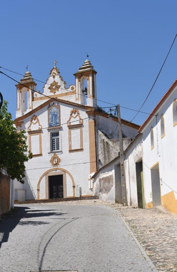 Sant Antonio klasztor, Zmieniam Robi Chao, fotografia stock
