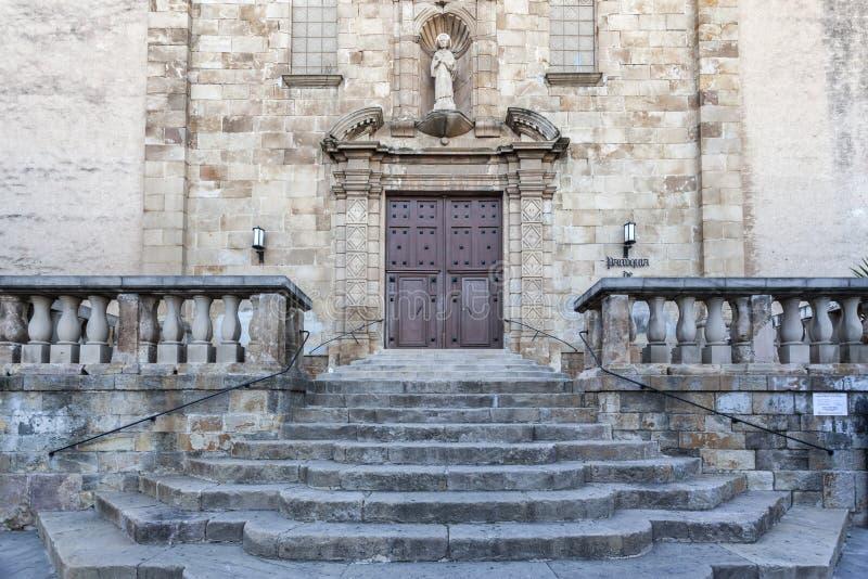 Sant Boi Llobregat,卡塔龙尼亚,西班牙 库存图片