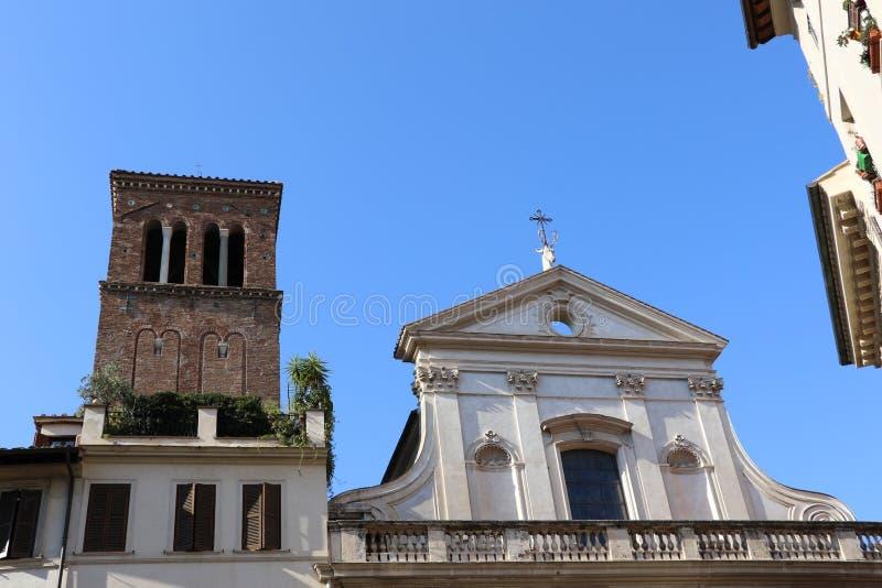 Download Sant& x27; Eustachio arkivfoto. Bild av monument, europa - 76703918
