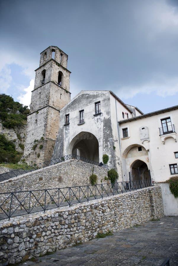 Sant Francesco Convent stock photo