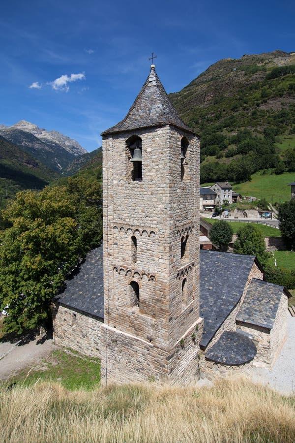 Sant Joan de Boi stock afbeelding