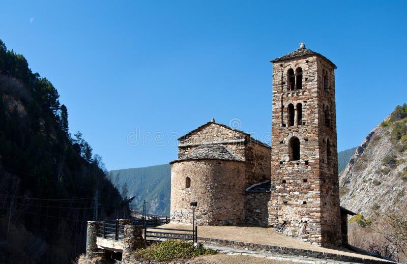 Sant Joan DE Caselles royalty-vrije stock afbeeldingen