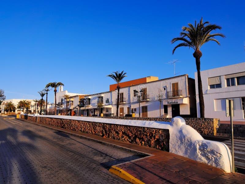 Sant Josep de sa Talaia, Ibiza arkivfoton