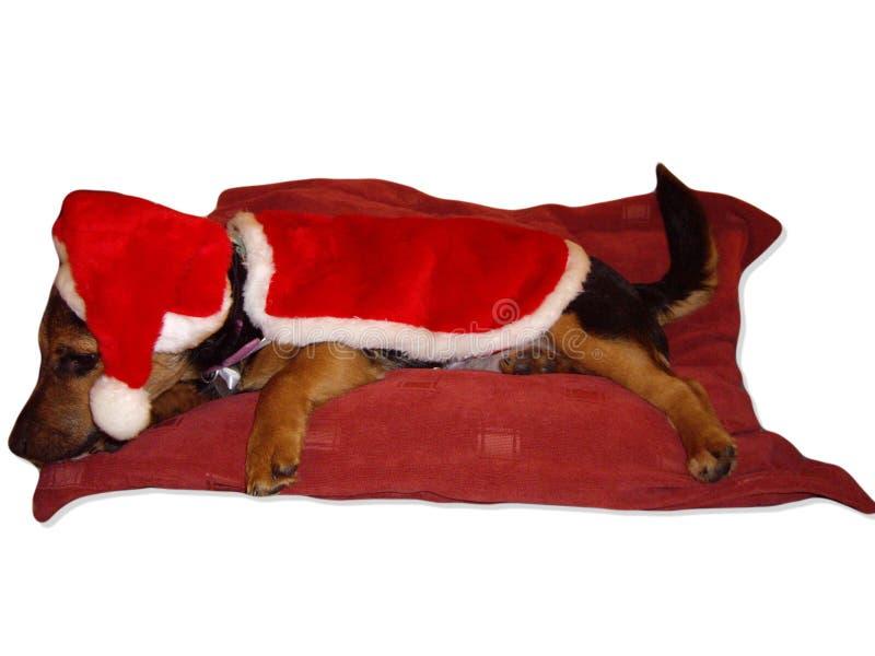 A Santa étée encore photographie stock