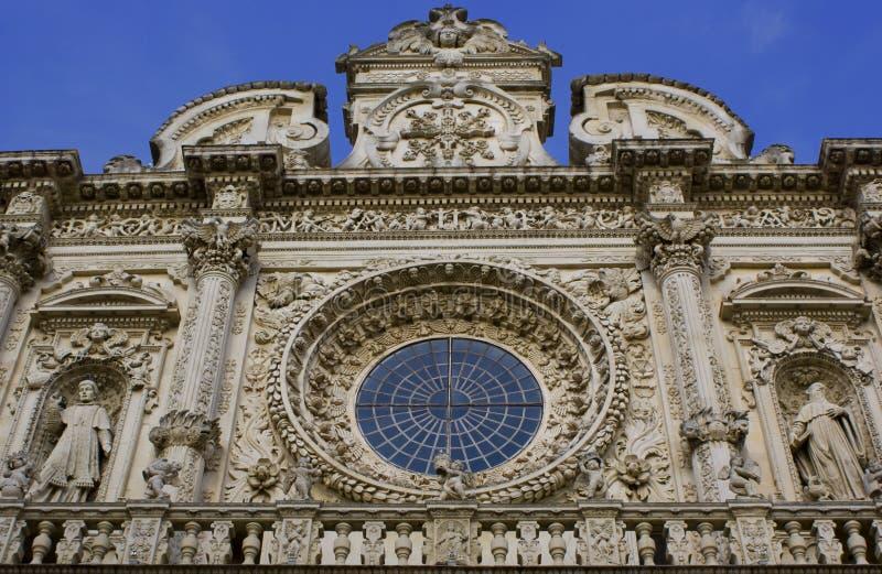 santa βασιλικών croce στοκ φωτογραφία με δικαίωμα ελεύθερης χρήσης