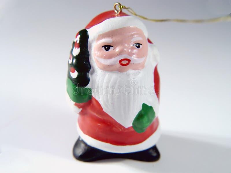 Download Santa διακοσμήσεων στοκ εικόνα. εικόνα από εποχές, στοιχεία - 54873