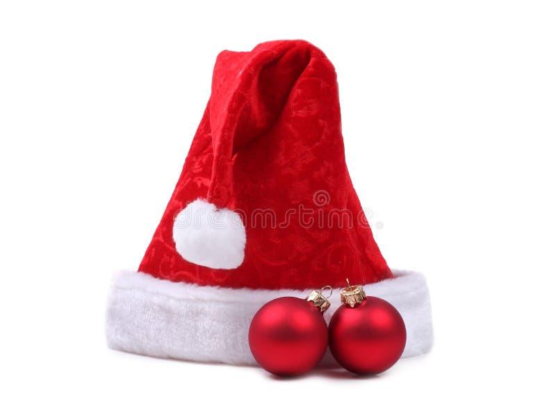 Download Santa καπέλων στοκ εικόνες. εικόνα από claus, διακοπές - 1532630