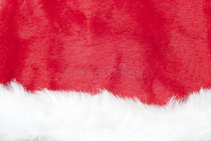 santa καπέλων Claus Χριστουγέννων &alph στοκ φωτογραφίες