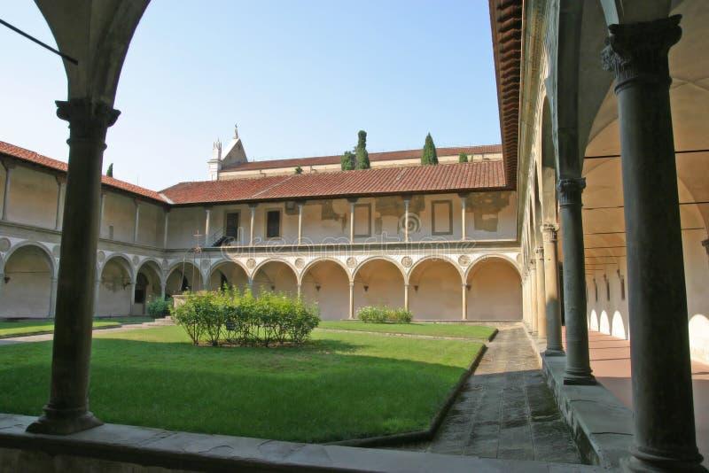 santa μοναστηριών βασιλικών croce στοκ εικόνες με δικαίωμα ελεύθερης χρήσης