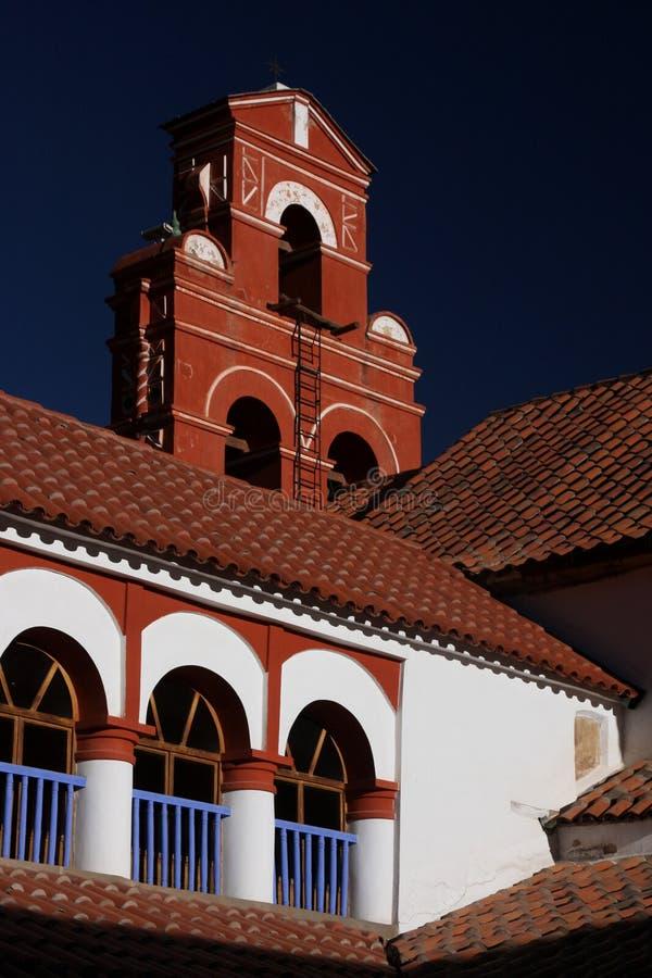 Santa Τερέζα Tower στοκ εικόνα