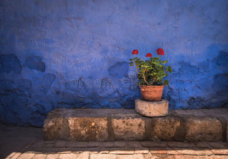 santa του Περού μοναστηριών τη&si στοκ εικόνα με δικαίωμα ελεύθερης χρήσης