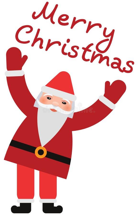santa δώρων Claus ελεύθερη απεικόνιση δικαιώματος