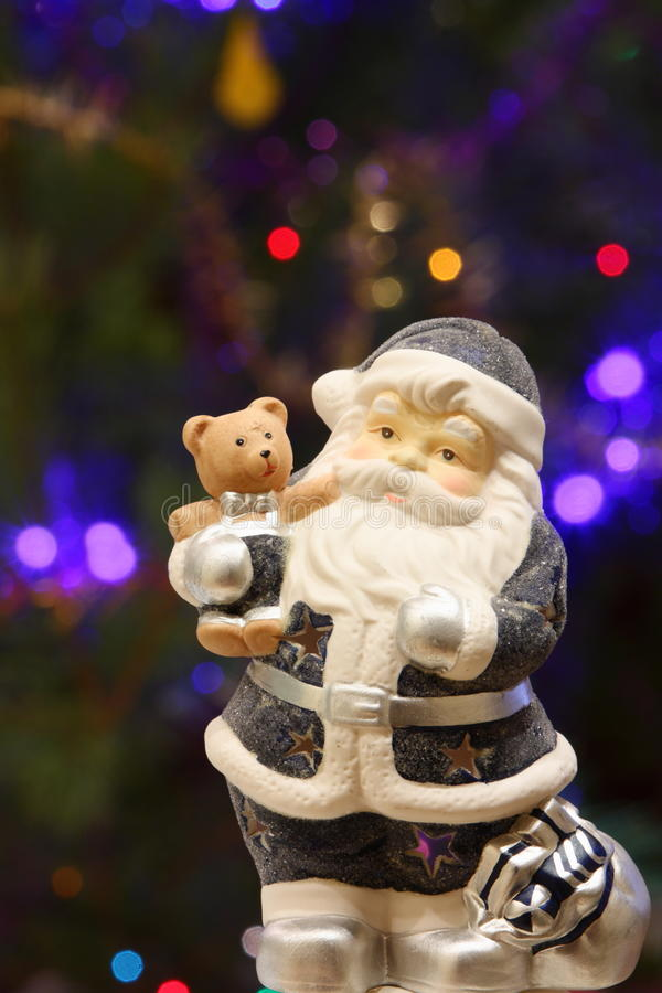 Download Santa stock image. Image of senior, winter, fires, celebration - 11062769