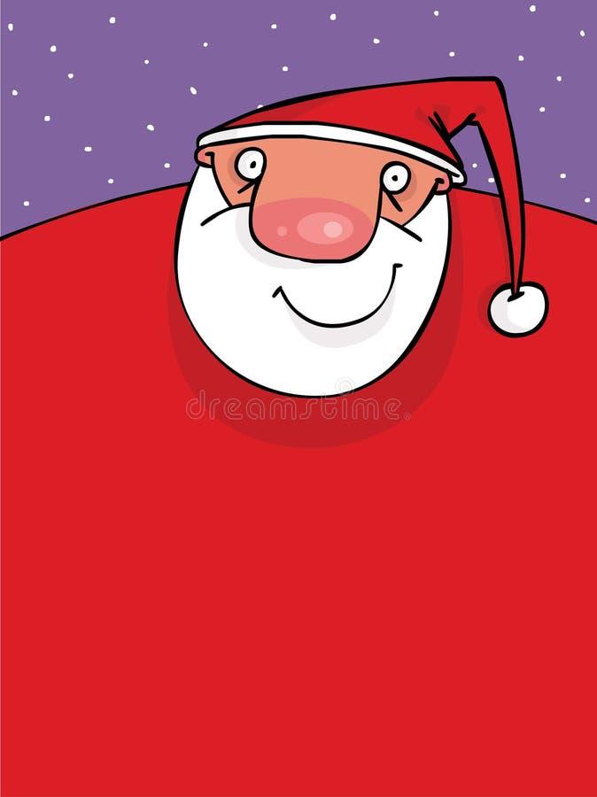 Santa Imagem de Stock