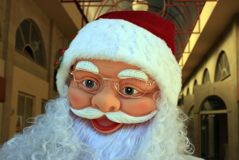 Download Santa stock photo. Image of santa, abstract, claus, holidays - 1721482