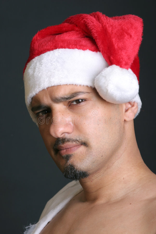 Santa immagine stock