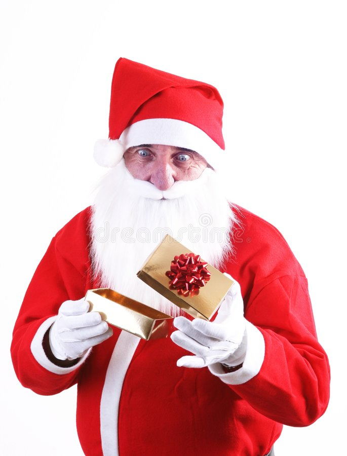 Santa fotos de stock royalty free