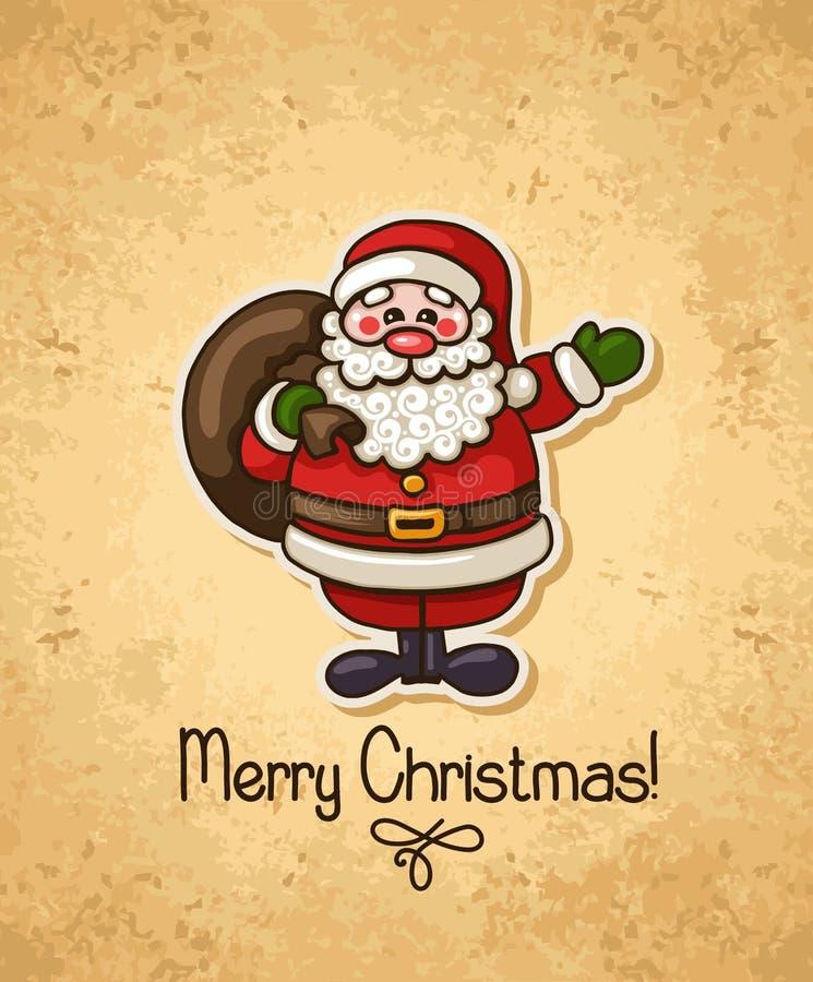 Santa2 ilustracji