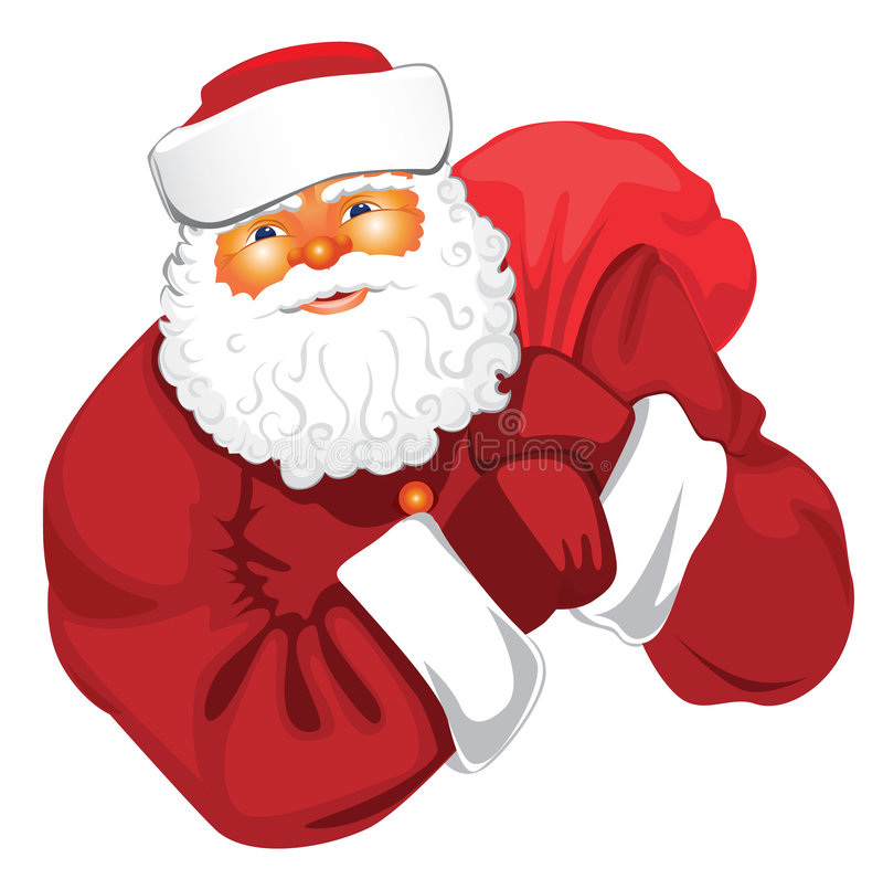 Santa stock images