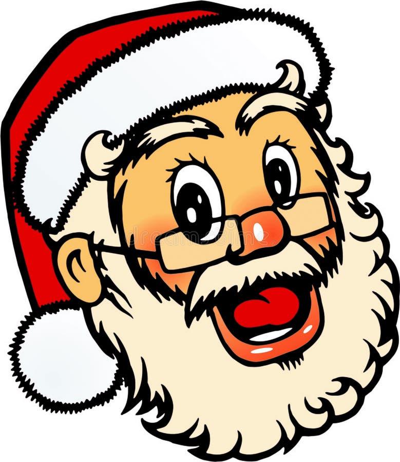 Santa illustration de vecteur