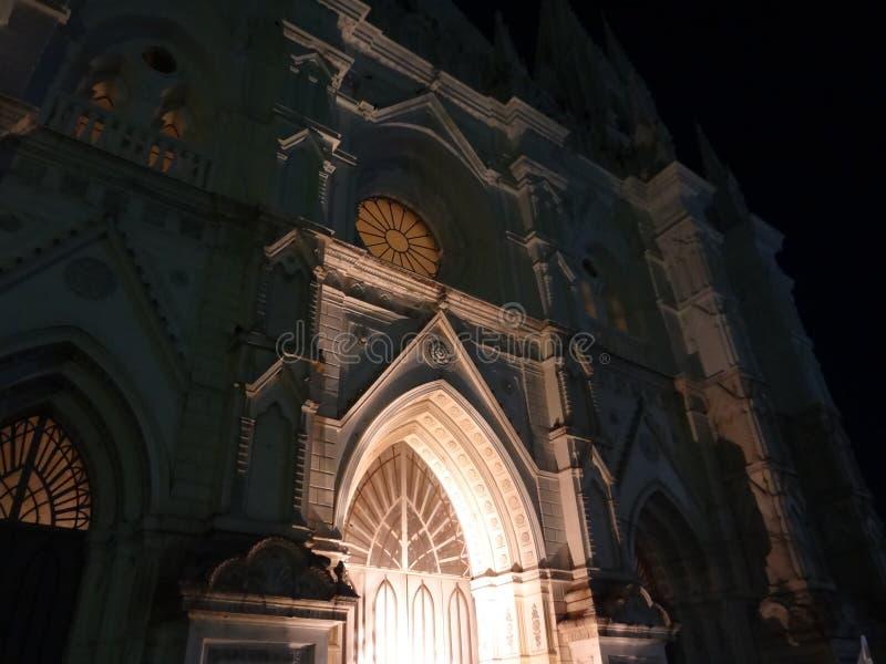 Santa- Anakathedrale stockfotos