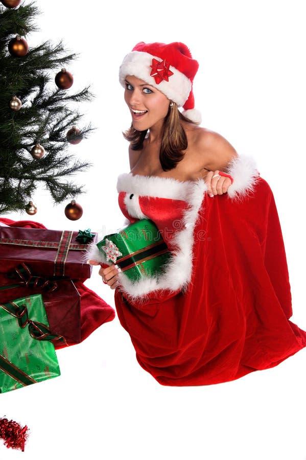 Download Santa BAby stock photo. Image of gift, beautiful, santa - 1313334