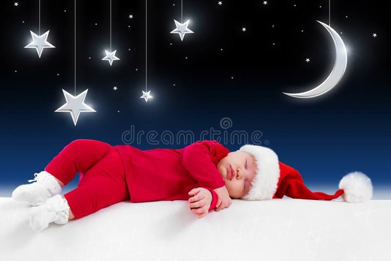 Download Santa baby stock photo. Image of celebration, holiday - 27602144